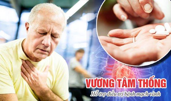 Duy trì dùng thuốc đều đặn, phòng tránh cơn nhồi máu cơ tim nguy hiểm